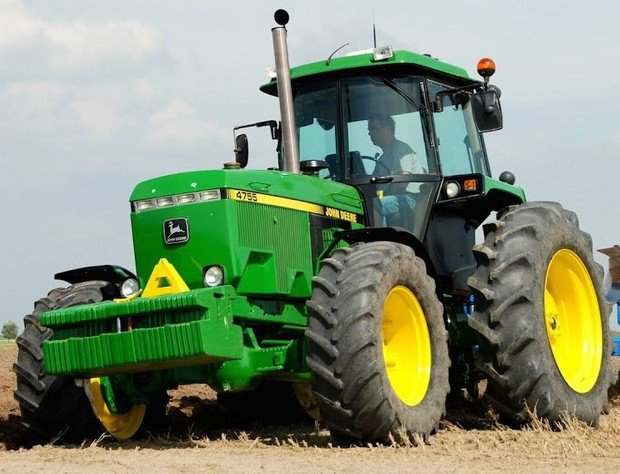 PDF John Deere 4555 To 4960 Tractors Diagnosis and Tests Service Manual (TM1461)