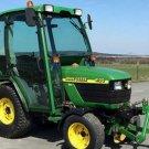 PDF John Deere 4100 Compact Utility Tractors Technical Service Manual (TM1630)