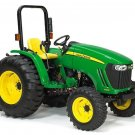 PDF John Deere 4105 Compact Utility Tractors All Incliusive Technical Service Manual (TM102419)