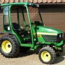 PDF John Deere 4110 and 4115 Compact Utility Tractors Technical Service Manual (TM1984)