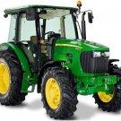 PDF John Deere Tractors 5083E and 5093E Service Repair Technical Manual (TM607019)