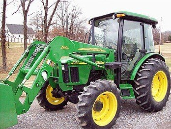 PDF John Deere Tractors 5220, 5320, 5420, and 5520 Service Repair Technical Manual (TM2048)