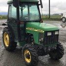 PDF John Deere Tractors 5310N, 5510N (North America) Technical Service Manual (TM1717)