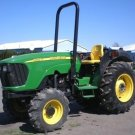 PDF John Deere  5325N, 5425N and 5525N USA Tractor Technical Service Repair Manual (TM2188)