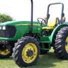 PDF John Deere Tractors 5425 To 5725N Service Repair Technical Manual TM6032