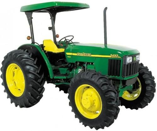 PDF John Deere Tractors 5403 To 5705 (South America) Diagnostic Service Manual (TM8138)
