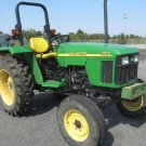 PDF John Deere  5103, 5103S And 5203 Service All Inclusive Technical Manual (TM2041)