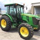 PDF John Deere 5085M To 5115ML (FT4) Tractor Service Repair Manual (TM134319)
