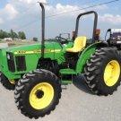 PDF John Deere 5105 and 5205 USA Tractors Diagnostic and Repair Technical Manual (TM1792)