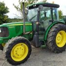 PDF John  Deere 5080G To 5100GN Tractor Diagnostic Technical Manual (TM406319)