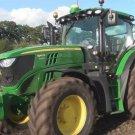 PDF John Deere 6140R To 6210RE Tractor Service Repair Manual (TM403919)