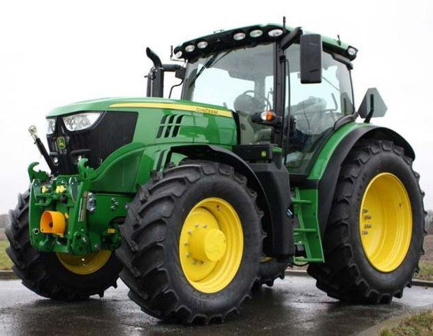 PDF John Deere 6110R, 6120R, 6130R and 6135R Service Repair Manual (TM406819)