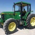 PDF John Deere 6205, 6505 Tractor Service Repair Technical Manual (TM4612)