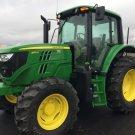 PDF John Deere 6110M To 6145M Tractors Service Repair Manual (TM408519)