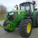 PDF John Deere 6150M To MFWD Tractor Service Repair Technical Manual (TM405919)