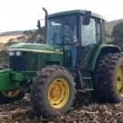 PDF John Deere 6405 and 6605 Tractors (Brasil) Technical Service Manual (TM4866)