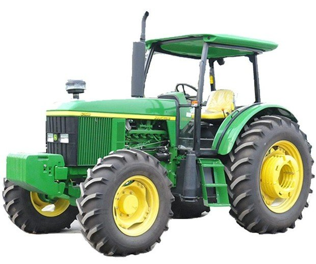 PDF John Deere 6100B and 6110B 2WD or MFWD - China Service Repair Manual (TM700019)