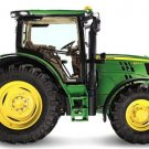PDF John Deere 6105R, 6115R To 6190R,6210R Diagnostic  and Tests Service Manual (TM403819)
