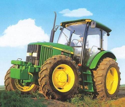 PDF John Deere JD954 To JD1354, 6095B To 6140B Tractors Repair Manual (TM701719)
