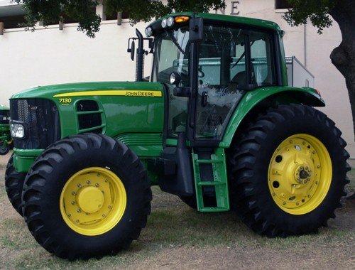 PDF John Deere 7130, 7230 Premium Tractors Service Repair Manual (TM400119)