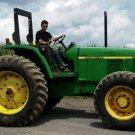 PDF John Deere 7405 Tractor Service Repair Technical Manual (TM6014)