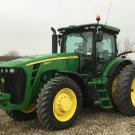 PDF John Deere 8225R To 8345R Tractors Service Repair Technical Manual (TM104319)