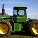 PDF John Deere 8440, 8460 4WD Diagnostic and Repair Technical Service Manual (tm1199)