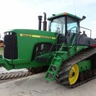 PDF John Deere 9300T To 9620T Tracks Tractors Service Repair Manual (TM1782)