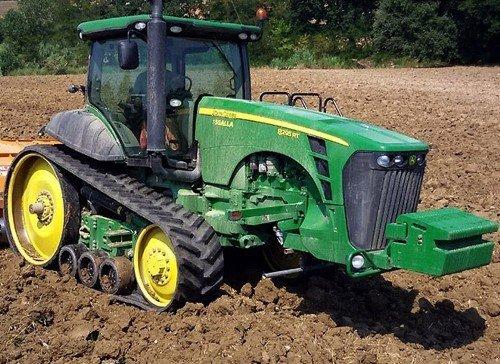 PDF John Deere 8295RT, 8320RT, 8345RT Tractors Service Repair Technical Manual (TM104519)