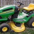 PDF John Deere 102 To 190C Lawn, Yard Tractor Technical Service Manual (TM2328)