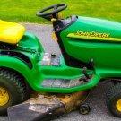 PDF John Deere LT150 To LT190 Lawn Tractor Technical Service Manual (TM1975)