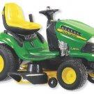 PDF John Deere LA105, LA115 To LA165, LA175 Lawn Tractor Technical Manual TM103419