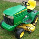 PDF John Deere 325 And 345 Lawn and Garden Riding Lawn Equipment Technical Manual (TM1574)