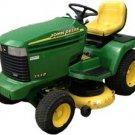 PDF John Deere 355D  Lawn and Garden Tractors Technical Service Manual (TM1771)