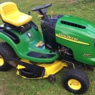 PDF John Deere L105 To L120 Lawn Tractor Diagnostic and Repair Technical Service Manual (TM2185)