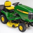 PDF John Deere X300R, X305R Riding Lawn Tractors Technical Service Manual TM1696