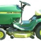 PDF John Deere 130, 160 To 180, 185 Riding Lawn Tractor Technical Service Manual (tm1351)