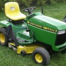 PDF John Deere LX172 To LX188 Riding Lawn Tractor Technical Service Manual TM1492