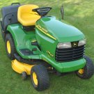 PDF John Deere LTR155, To LTR180 Lawn Tractor Repair Technical Service Manual (TM1768)