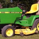 PDF John Deere 240, 245, 260, 265, 285, 320 Lawn and Garden Technical Service Manual (TM1426)