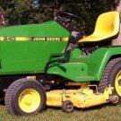 PDF John Deere 240, 245, 260, 265, 285, 320 Lawn and Garden Technical Service Manual (TM1426)