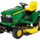 PDF John Deere X700, X740, X748 Tractors (Export Edition) Technical Manual (TM2351)