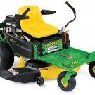 PDF John Deere Z225 To Z255 EZtrak Riding Lawn Residential Mower Technical Service Manual TM112919
