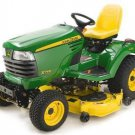 PDF John Deere X740, X744, X748, X749 Tractor (North America) Technical Service Manual TM2350