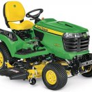 PDF John Deere X750, X754, X758 Signature Series Tractor Technical Service Manual TM122919