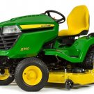 PDF John Deere X590 Multi-Terrain Select Series Tractor Technical Service Manual (TM136919)