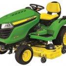 PDF John Deere X570, X580, X584 Select Series Riding Lawn Tractors Technical Manual (TM138819)