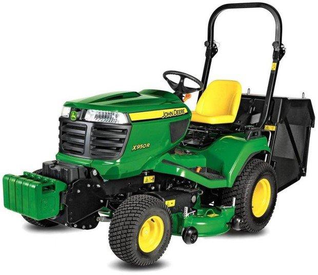 PDF John Deere X950R Riding Lawn Tractor All Inclusive Technical Service Manual (TM142619)
