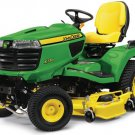 PDF John Deere X710, X730, X734, X738, X739 Signature Series Tractor Technical Manual TM142319