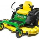 PDF John Deere Z445, Z465 EZtrak Riding Lawn Residential Mower Technical Service Manual (TM1499)